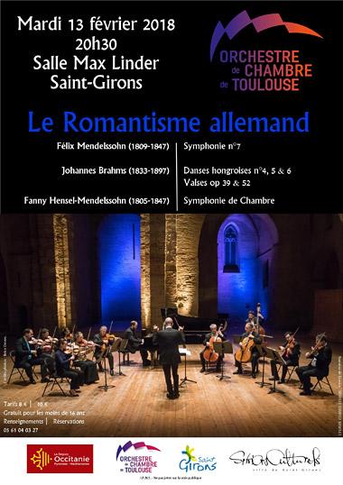 Ville de saint girons 09200 site officiel une - Orchestre chambre toulouse ...