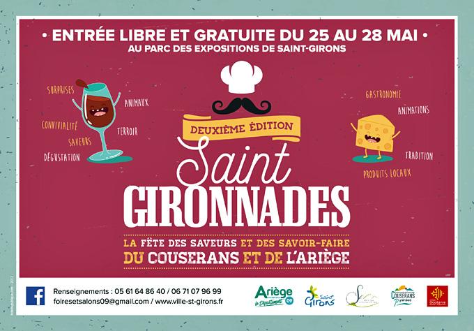 Ville de saint girons 09200 site officiel les saint gironnades - Entree gratuite foire de lyon 2017 ...